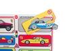 Рамки-вкладыши Автомобили. Вид 1