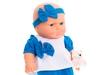 Кукла Малышка с мишуткой. Вид 4