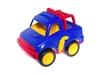 Машинка синий джип. Вид 1