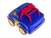 Машинка синий джип. Вид 3