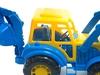 Трактор-экскалатор Алтай. Вид 2