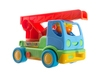 Пожарный грузовик . Вид 4