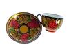 Чашка и блюдце чайное . Вид 3